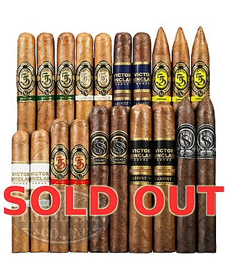 Victor Sinclair 20 Cigar Super Selection V