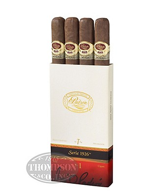 Padron Serie 1926 No. 1 Natural Double Corona 4 Pack