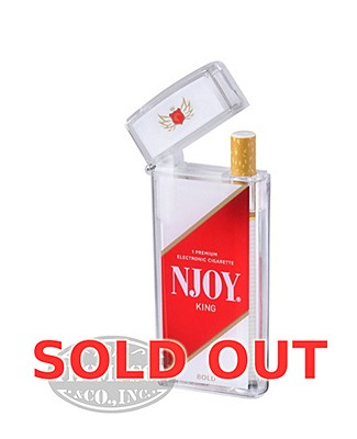 NJOY King Traditional Bold 4.5% Ecigarette Single