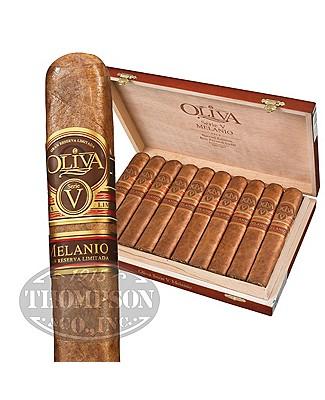 Oliva Serie V Melanio Gran Reserva Limitada Flat Pressed Sumatra Double Toro