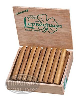 Leprechaun Mini Cigarillo Sumatra Cherry 2-Fer
