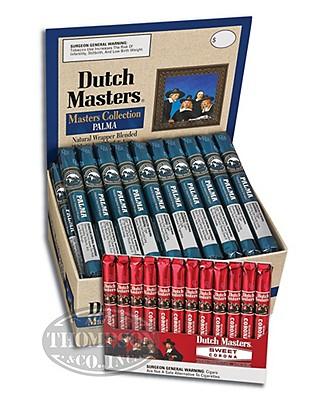 Dutch Masters Palma Natural Corona Plus Palma 12 Pack