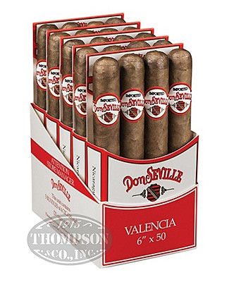 Don Seville Valencia Natural Toro