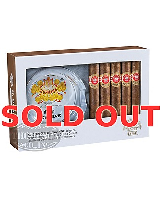H Upmann 1844 Reserve Toro Natural Plus Ashtray Gift Set