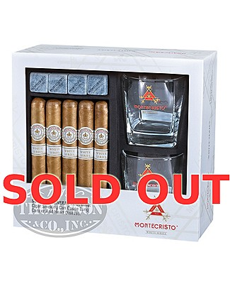 Montecristo White Series Whisky Set