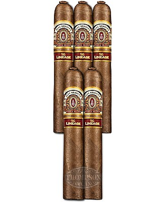 Alec Bradley The Lineage Toro Honduran 5 Pack