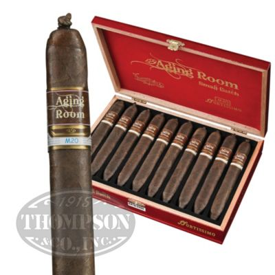 Aging Room Small Batch M356 M20 Fortissimo Habano