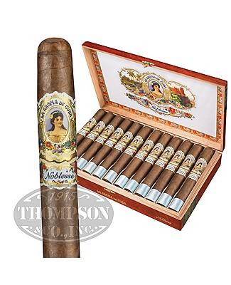 La Aroma De Cuba Noblesse Coronation Rosado Double Corona