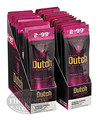 Dutch Masters Dutch Cigarillo Berry Fusion