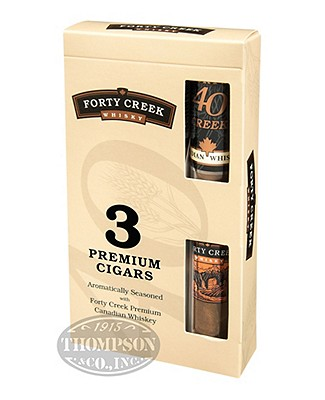 Forty Creek Whiskey Toro Cameroon Infused