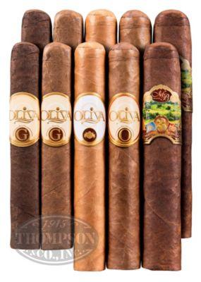 Oliva 10 Cigar Sampler Robusto