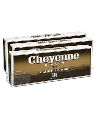 Cheyenne Classic Natural Filtered 3-Fer