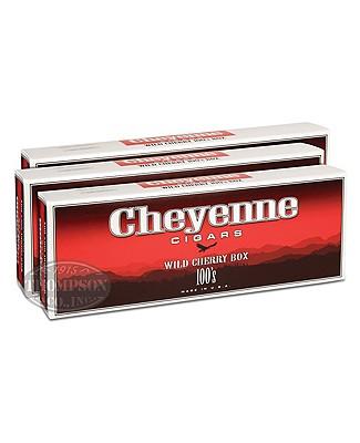 Cheyenne Filtered Natural Wild Cherry 3-Fer