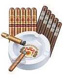 Macanudo VS Montecristo 10 Sampler Assortment