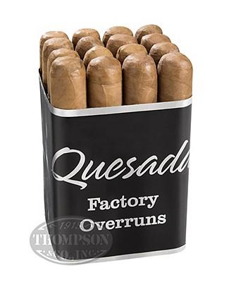 Quesada Factory Overruns Robusto Connecticut Factory Overruns