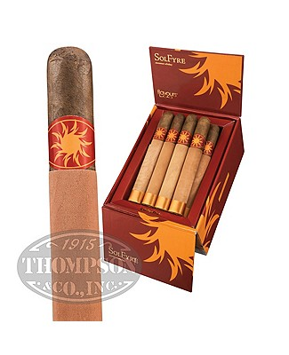 CAO Solfyre Corona Natural Cinnamon Whisky