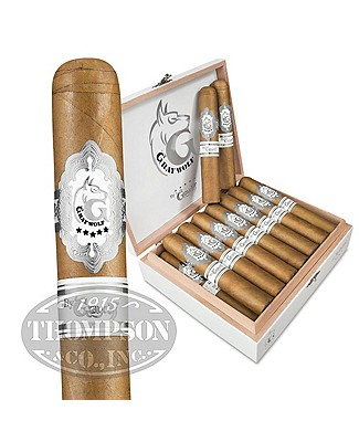 Graycliff Graywolf Dominican White Label Robusto Connecticut