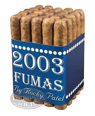 Rocky Patel 2003 Vintage Fumas Robusto Cameroon Vintage 2003