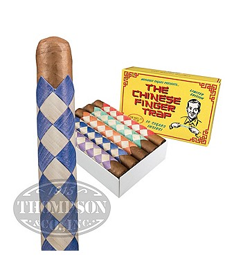 Chinese Finger Trap Toro Connecticut Limited Edition