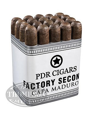 PDR Seconds Robusto Maduro
