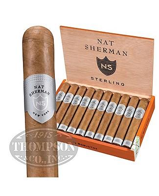 Nat Sherman Robusto Ecuador Sterling