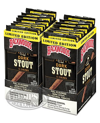 Backwoods Cigarillo Natural 2-Fer
