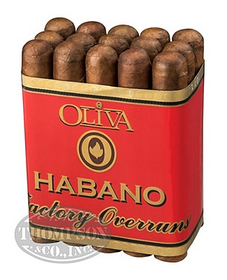 Oliva Factory Seconds Habano Robusto Habano