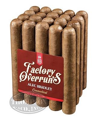 Alec Bradley Factory Overruns Churchill Connecticut
