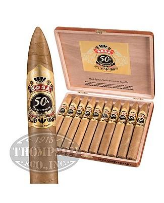 Sosa 50th Anniversary Torpedo Connecticut