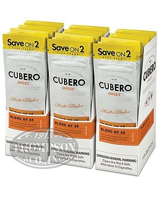 Cubero Cigarillo Natural Sweet 3-Fer