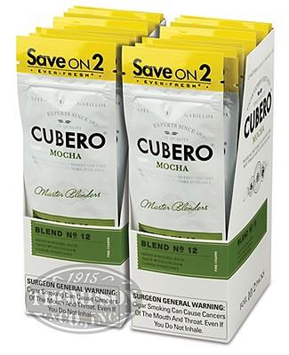 Cubero Cigarillo Natural Mocha 2-Fer