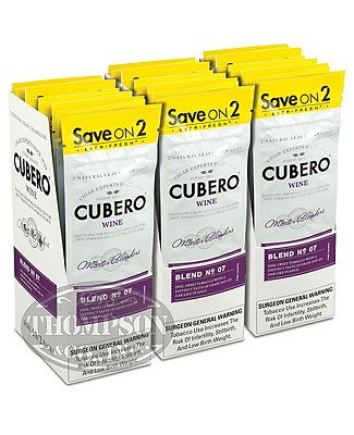 Cubero Cigarillo Natural Wine 3-Fer