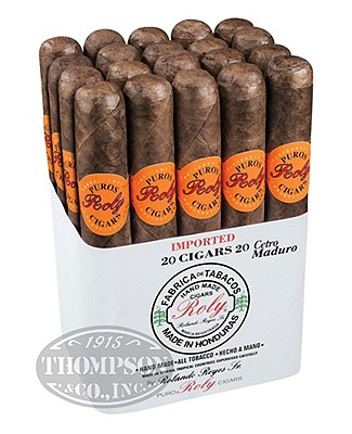 Roly Seconds Churchill Maduro