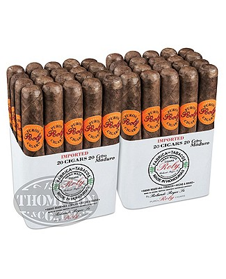 Roly Seconds Churchill Maduro 2-Fer