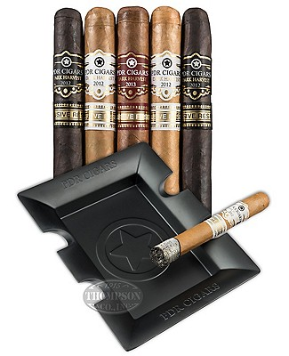 PDR Dark Harvest Robusto With Ashtray