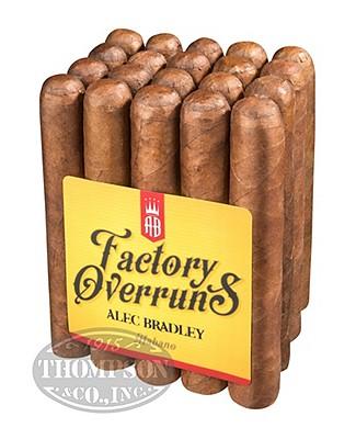 Alec Bradley Factory Overruns Churchill Habano
