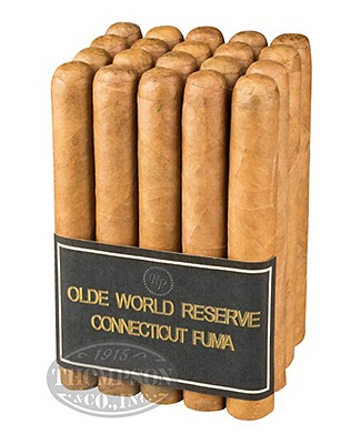 Rocky Patel Olde World Fumas Toro Connecticut