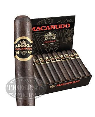 Macanudo Inspirado Black Gigante Broadleaf Maduro USA