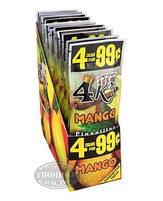Good Times Mini Cigarillo Natural Mango