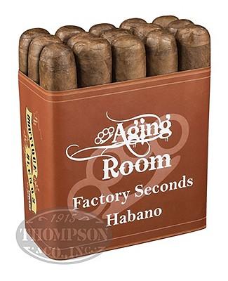Aging Room Overruns Toro Habano Box Pressed