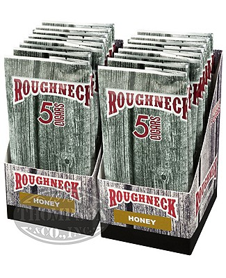 Roughneck Tips Cheroot Natural Honey 2 Fer