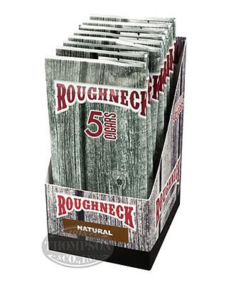 Roughneck Tips Cheroot Natural Natural