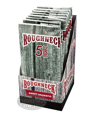 Roughneck Tips Cheroot Natural Sweet