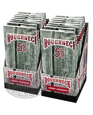 Roughneck Tips Cheroot Natural Sweet 2 Fer