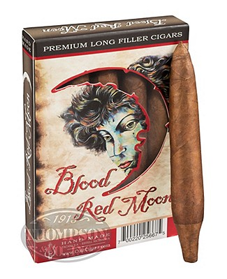 Cult Blood Red Moon Mini Perfecto Habano 5/5 Packs