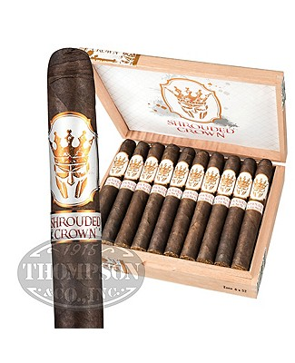 Shrouded Crown Double Corona Maduro