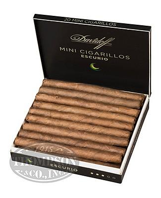 Davidoff Escurio Mini Cigarillo Habano