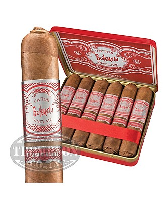 Victor Sinclair Bohemian 15th Anniversary Short Robusto Habano Box Pressed