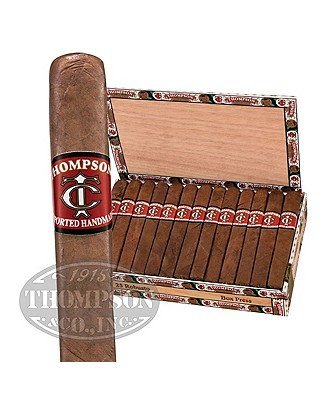 Dominican Box Pressed Churchill Natural