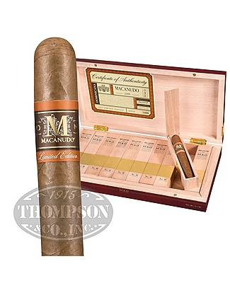 Macanudo Mao Limited Edition No.10 Connecticut Robusto